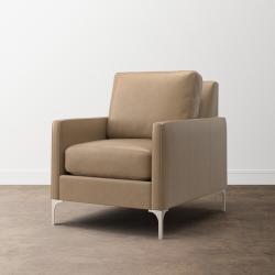 Serafina Leather Chair