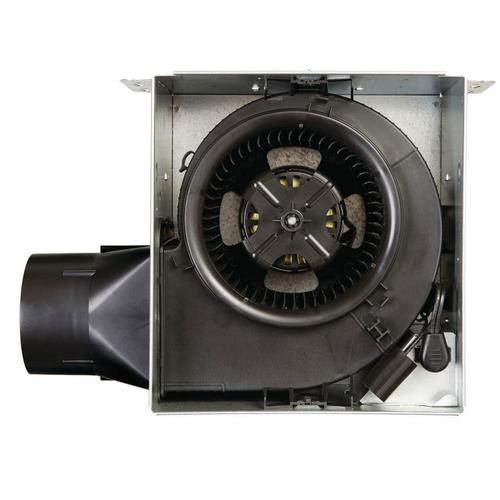 110 CFM Bathroom Exhaust Fan with CleanCover Grille, ENERGY STAR