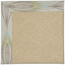 Creative Concepts-Cane Wicker Empress Cascade Machine Tufted Rugs