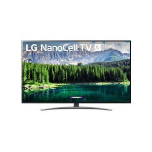 LgLG NanoCell 86 Series 4K 49 inch Class Smart UHD NanoCell TV w/ AI ThinQ® (48.5'' Diag)