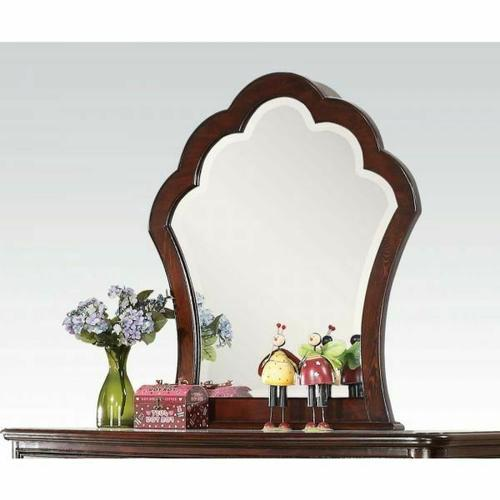 ACME Cecilie Mirror - 30284 - Cherry
