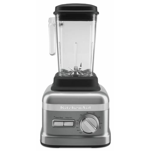 Gallery - NSF Certified® Commercial Beverage Blender with 3.5 peak HP Motor - Contour Silver