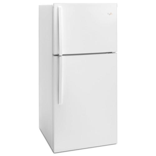 """Product Image - Whirlpool® 30"""" Wide Top-Freezer Refrigerator with LED Interior Lighting"""