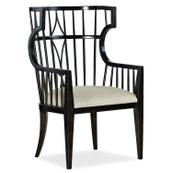 Dining Room Sanctuary Couture Host Chair