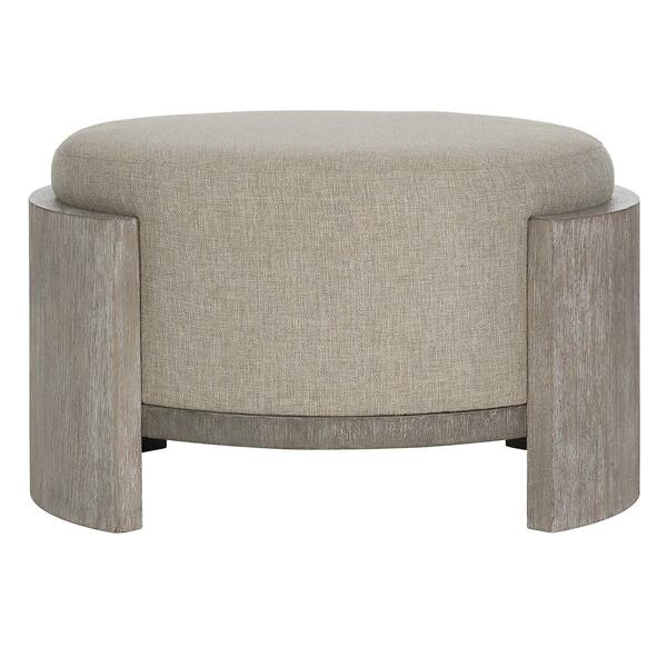 See Details - Foundations Cocktail Ottoman in Light Shale (306)