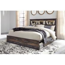 Drystan - Multi 4 Piece Bed (King)