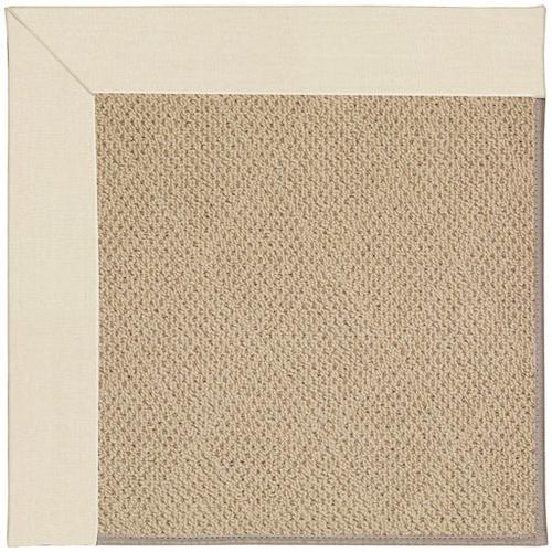 "Creative Concepts-Cane Wicker Canvas Sand - Rectangle - 24"" x 36"""