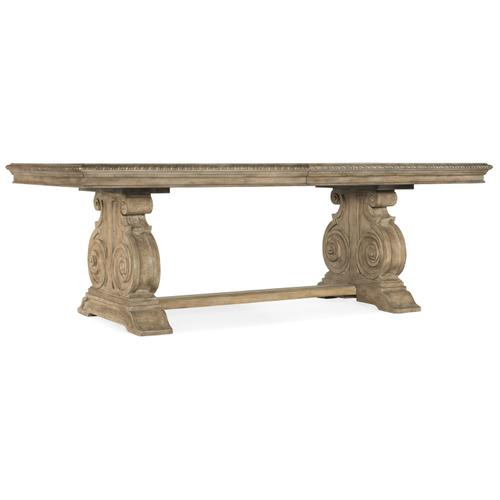 Hooker Furniture - Castella Rectangle Dining Table w/2-20in Leaves
