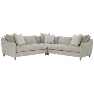 Gallery - Joli Sectional (3-piece) in Aged Gray (788)