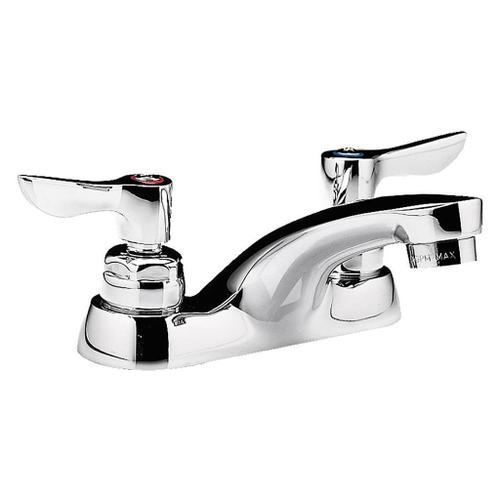 American Standard - Monterrey 4-Inch Centerset Cast Faucet With Lever Handles 1.5 gpm/5.7 Lpm  American Standard - Polished Chrome