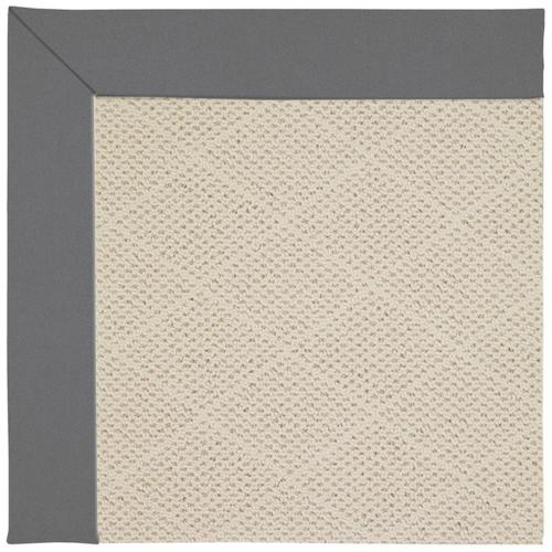 """Gallery - Creative Concepts-White Wicker Canvas Charcoal - Rectangle - 24"""" x 36"""""""
