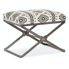 Living Room Melange Trobe Stool