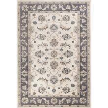 "Avalon 5612 Ivory/grey Mahal 3'3"" X 5'3"""