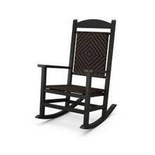 View Product - Presidential Woven Rocking Chair in Cahaba