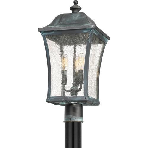 Quoizel - Bardstown Outdoor Lantern in Aged Verde