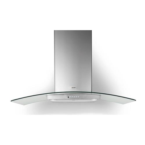 """30"""" glass wall hood with Variable Air Management"""