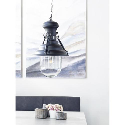 Moe's Home Collection - Brandt Pendant Lamp Black