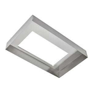 BroanBroan® 36-Inch Range Hood Power Pack Box Liner, Stainless Steel