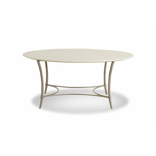 CROSSINGS PALACE Round Cocktail Table