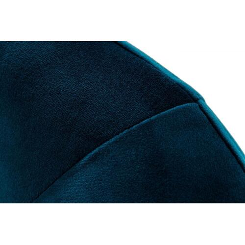 VIG Furniture - Divani Casa Tyson - Modern Dark Teal Fabric Accent Chair