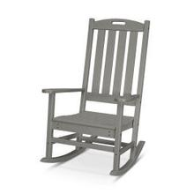 View Product - Nautical Porch Rocking Chair in Slate Grey