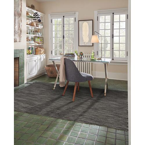 Seagrove Steel Flat Woven Rugs