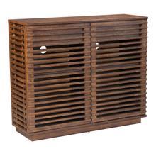 See Details - Linea Cabinet Walnut