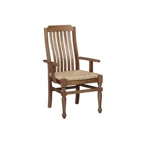 Arm Chair - Seagrass Seat