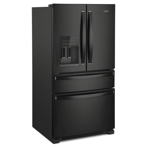 Whirlpool - 36-Inch Wide French Door Refrigerator - 25 cu. ft.