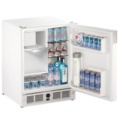 "Co29 21"" Refrigerator/ice Maker With White Solid Finish (115 V/60 Hz Volts /60 Hz Hz)"