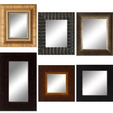 Mirrors Assorted S/6