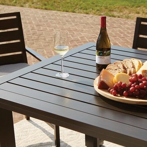 Aluminum Farm Tables Rectangular Dining Table