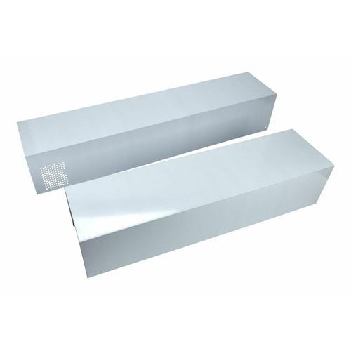 KitchenAid - Wall Hood Chimney Extension Kit - Stainless Steel