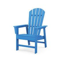 View Product - South Beach Casual Chair in Pacific Blue
