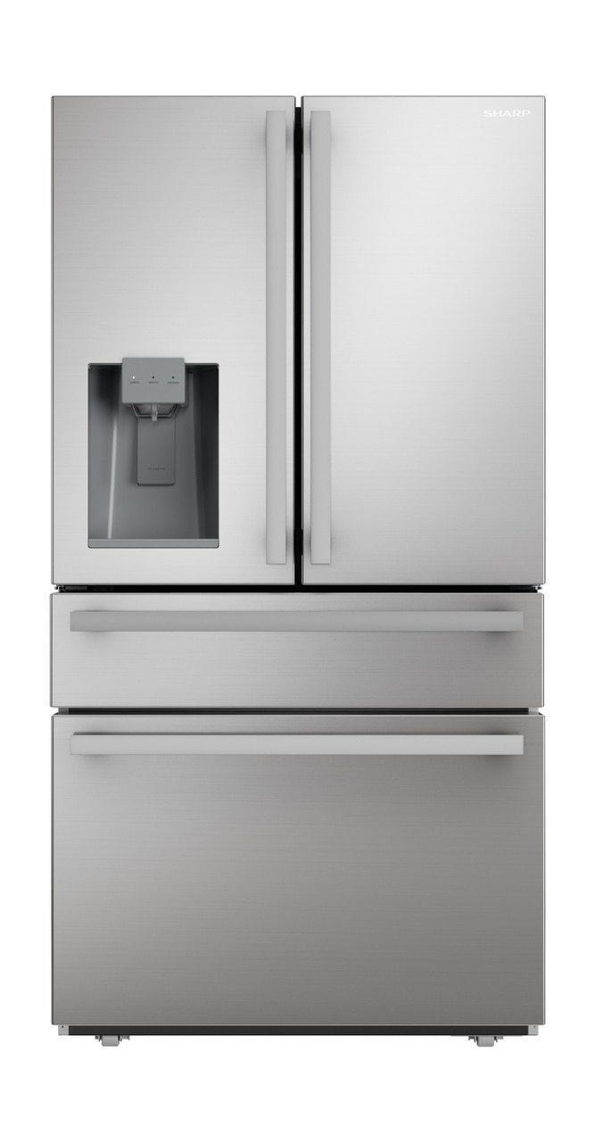 Sharp French Door Refrigerators