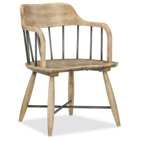 Dining Room Urban Elevation Low Windsor Arm Chair - 2 per carton/price ea
