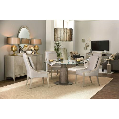 Dining Room Elixir Round Dining Table 54in