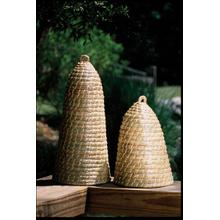 View Product - extra tall bee skep