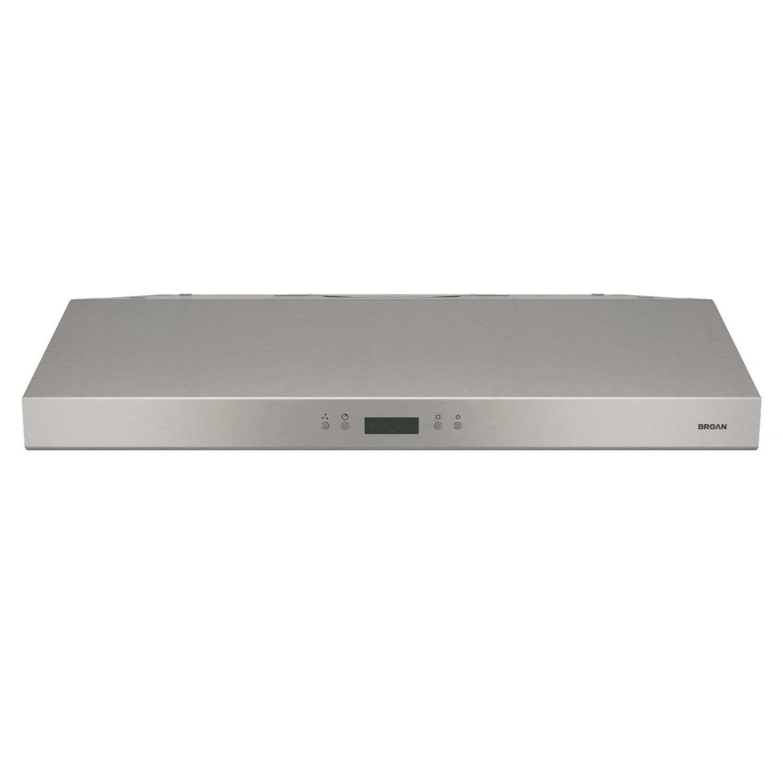 30-Inch Convertible Under-Cabinet Range Hood w/ Heat Sentry®, 400 CFM, Stainless Steel Photo #4