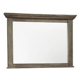 Wyndahl Bedroom Mirror Rustic Brown