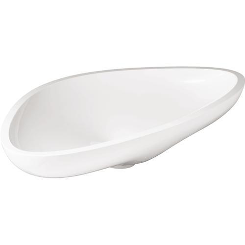 White Vessel Sink 800/450