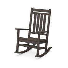 View Product - Estate Rocking Chair in Vintage Coffee