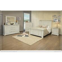 Cabo Ivory Bedroom Collection