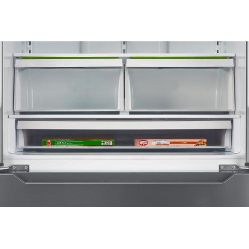 "36"" Counter Depth Refrigerator - 22.5 Cu Ft"