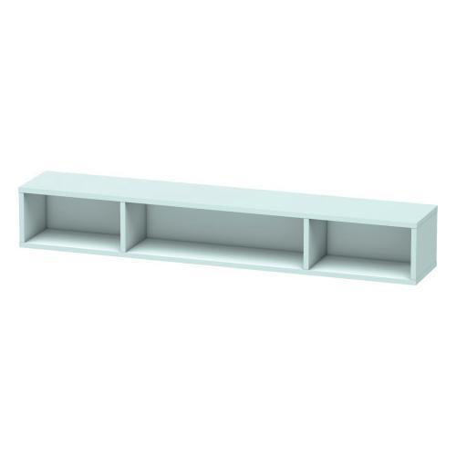 Shelf Element (horizontal), Light Blue Matte (decor)