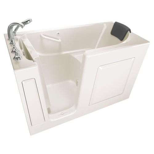 Premium Series 30x60-inch Walk-In Soaking Tub  American Standard - Linen
