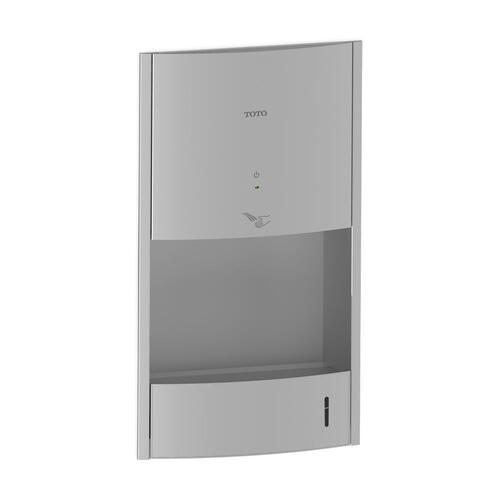 Clean Dry® High Speed Concealed Hand Dryer - Stainless Steel