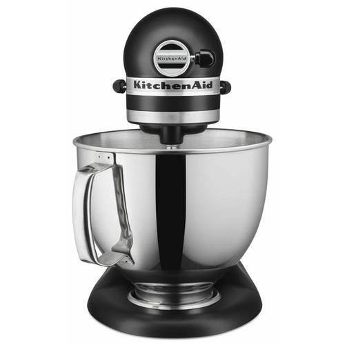 Gallery - Exclusive Artisan® Series Stand Mixer & Ceramic Bowl Set - Black Matte