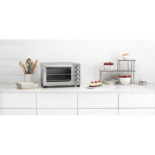 Gallery - Compact Oven Contour Silver
