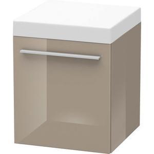 Mobile Storage Unit, Cappuccino High Gloss (lacquer)